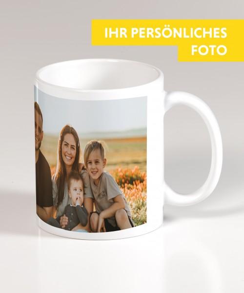 Keramiktasse - mit persönlichem Foto