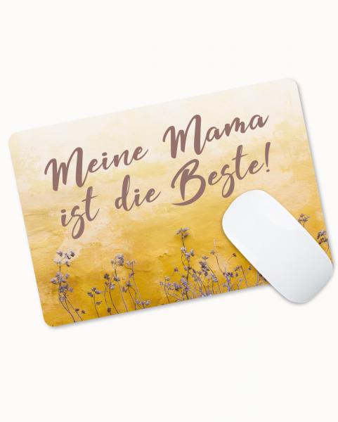 Mauspad - Meine Mama ist die Beste